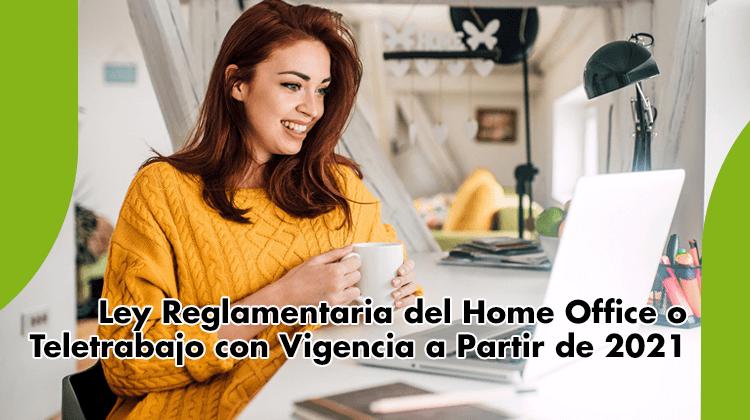 CYN - Ley Reglamentaria del Home Office - TITULO